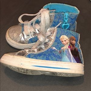 5 for $15 Final price! Toddler frozen shoes
